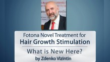 Korumalı: Fotona Novel Treatment for Hair Growth Stimulation – Zdenko Vizintin