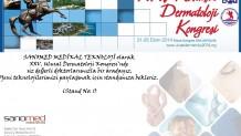 XXV. Ulusal Dermatoloji Kongresi'ndeyiz…