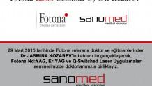 Fotona Laser Seminar by Dr. Kozarev