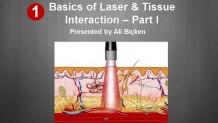 Korumalı: Basics of Laser & Tissue Interaction – Part I